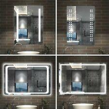 Specchio da Bagno con Illuminazione LED / Anti-appannamento Riscaldato / Touch