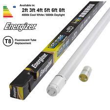 Energizer Hightech Reemplazo Fluorescente Tubo LED T8 T12 2ft 4ft 5ft 6ft