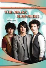 Jonas Brothers by Joanne Mattern (2008, Hardcover)
