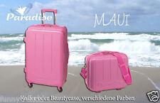 Trolley Koffer Beautycase Polycarbon Trolly Kosmetikkoffer Modell MAUI