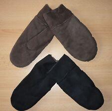 Lammfell Faust Handschuh für Herren oder Damen