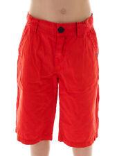 Brunotti Shorts de marche Pantalon bermuda pantacourt Cabberes rouge