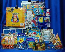 Pokemon Party Set # 24 Pokemon Party Pieces Pokemon Pick Your Cake Topper