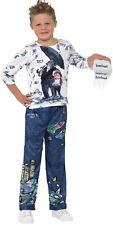 Boy Teen Child Billionaire Boy Walliams Fancy Costume Outfit Book Day Week 4-14