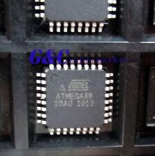 2PCS IC ATMEGA88-20AU ATMEGA88 IC AVR MCU 8K 20MHZ 5V 32TQFP ATMEL