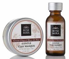 Rosemira New Organic Anti-Aging, revitalizing Clay and Rose Masque,Shrinks pores