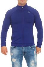 Adidas Herren Trainingsjacke Clima 3 ESS TT Climalite Sport Jacke violett M65778
