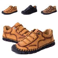 Chic Men's Outdoor Leisure Sport Shoes Soft Non-slip Lace up Pumps Flats Comfort