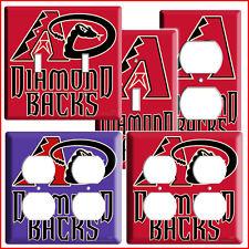 New Arizona Diamondbacks Baseball Mlb Cover Plate Combo