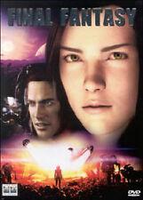 Final Fantasy (2001) Dvd ..... Nuovo