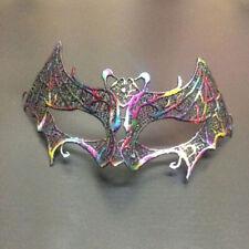 Sparkling Bat Vampire Lace Eye Mask for Masquerade Halloween Party Colour5
