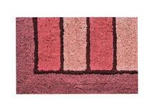 Tappeto Da Bagno Antiscivolo Disegno Line Colore Rosa