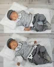 (Nr.0lg66a-1) Kinderanzug Taufanzug Festanzug Babyanzug Anzug Taufgewand Neu