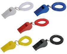 Fischietto plastica + braccialetto X tutti gli eventi dove si vuole fare caciara