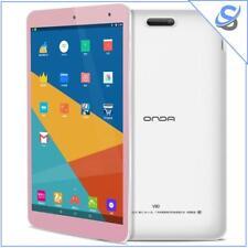 ONDA V80 Tablet 8 inch FHD IPS 2GB+16GB Android 7 Quad Core 128GB SD Bluetooth
