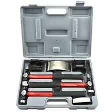 Neiko 20709A Heavy Duty Auto Body Hammer and Dolly Set 7 Piece   Repair Kit f...
