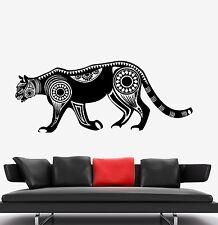 Wall Vinyl Mountain Lion Animal Symbol Ornament Mural Vinyl Decal (z3347)
