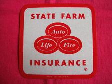 State Farm Insurance Sticker Decal Hot Rod