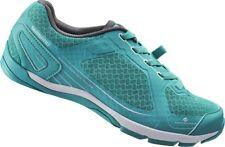 SHIMANO SH-CW41G zapatos de bicicleta de mujer Clic´R, Turquesa Verde, 36 - 43