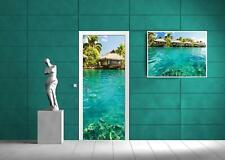 3FX10228_VET-1   Tür Türfototapeten Tapete Vlies Door Mural Photo Sticker Maledi