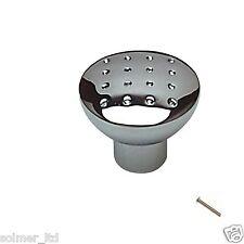 25 x Solido Armadio Cucina Maniglie Armadio Cassetto Manopole di mobili per camera da letto