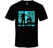 Fight Club Pitt Norton Cult Classic Legend Funny Movie Fan T Shirt