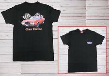 T-shirt con stampa Ford Gran Torino nera M-L-XL-XXL