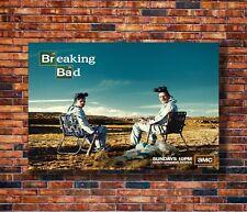 Costom Poster Breaking Bad TV SERIES 12x18 27x40 Art Silk