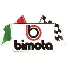 BIMOTA flags Sticker