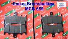 Bremsbeläge Kawasaki ZRX 1100, ZRX1100, ZRX 1200, ZRX1200, Lucas MCB 659, MCB659