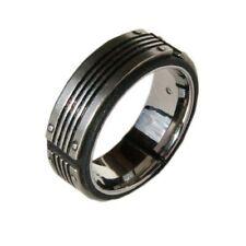 Fossil Herren Edelstahl Ring JF83553 NEU