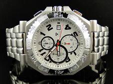 Aqua Master Joe Rodeo Swiss Movement Diamond Watch