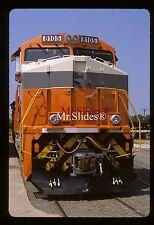 Original Slide NS INT Interstate Heritage ES44AC 8105 Nose View