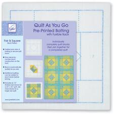 June Tailor Block Series Quilt As You Go JT-1403 Hopscotch