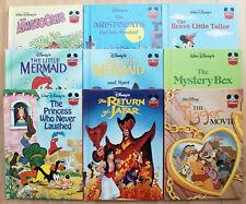 Disney's Wonderful World of Reading HB Books Grolier/Random House £2.79 each (B)