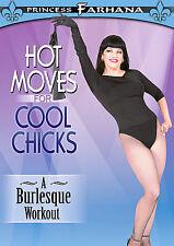 Princess Farhana: Hot Moves for Cool Chicks - A Burlesque Workout (DVD, 2007)