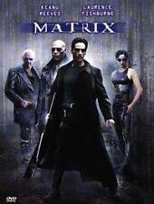 MATRIX - KEANU REEVES - DVD ZONA 2 PAL - NUOVO/NEW