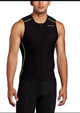 Orca Triatlón Hombre 226 Pro Compresión Camiseta sin mangas Viento resistir ligero RRP £ 59