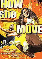 How She Move [DVD], Very Good DVD, Rutina Wesley, Dwain Murphy, Keyshia Cole, De