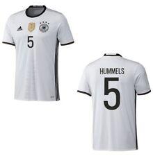 Trikot Adidas DFB 2016-2018 Home - Hummels 5 [128 bis 3XL] EM Deutschland