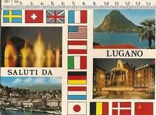 cartolina Svizzera - Canton  Ticino Lugano - 2535