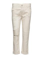 Ralph Lauren Polo Slim Astor Boyfriend Patchwork Jeans New $245