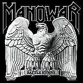 MANOWAR - Battle Hymns (CD, Jun-2001, Metal Blade) Very Good Condition