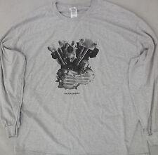 Knuclehead LONGSLEEVE T-shirt - S to 5XL - Harley Davidson Sturgis Biker