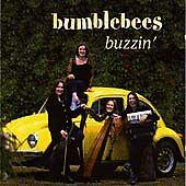 Bumblebees - Buzzin' (1999)  CD NEW/SEALED  SPEEDYPOST