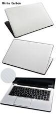"""KH Laptop Protector Carbon fiber Leather Sticker Skin Cover for ACER ES1-433 14"""""""