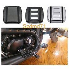 Brake Pedal Pad Edge Cut Small for Harley Dyna Street XG500 750 FX Softail 93-16