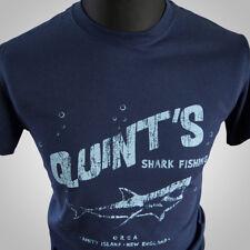 Newport T-Shirt Bleu Piscine Requin Billard Triangle des Bermudes Tee T-shirt Homme