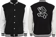 College Jacket - Baby Super Mario (Fun / Fun/ Funny)