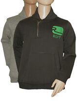 Boys Sweatshirt Jumper Grey Charcoal Age 7/8, 9/10, 11/12 yrs Cotton Rich BNWT